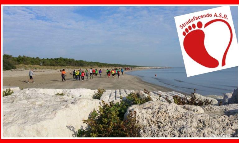 Sabato 20 ottobre 2018 – Nordic Walking al mare in autunno