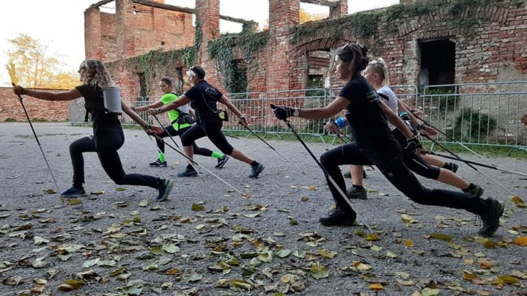 Sabato 23 e domenica 24 novembre 2019 –  Nordic Walking Ritmico a Bergamo