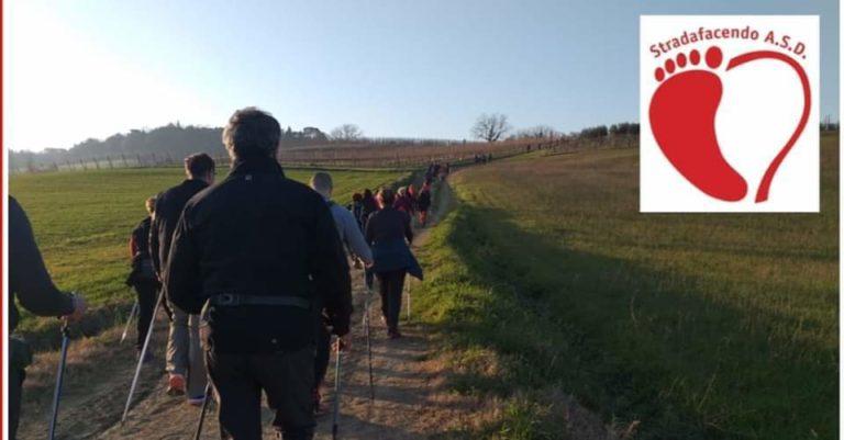 Domenica 16 febbraio 2020 – Nordic Walking nelle prime colline forlivesi