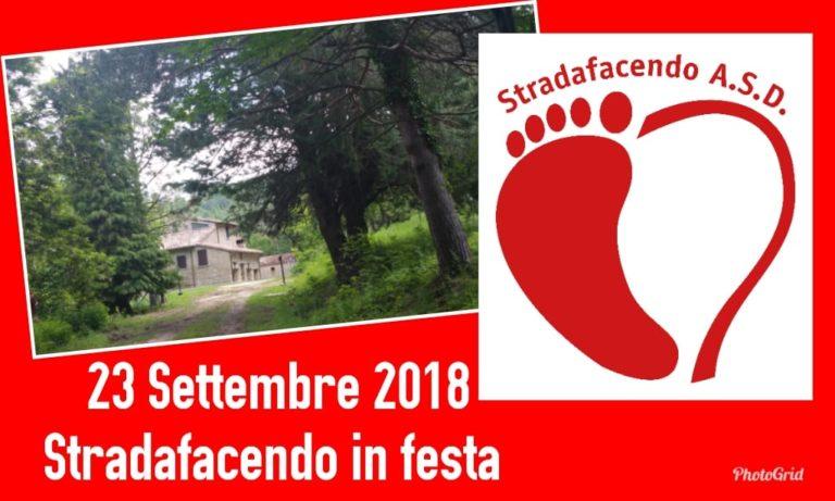 23 settembre 2018 – Stradafacendo in FESTA!