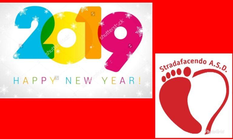 Martedì 1 gennaio 2019 – Il Primo allenamento 2019 con Stradafacendo