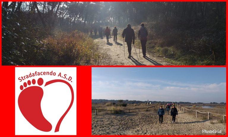 Sabato 2 febbraio 2019 – Stradafacendo fra spiaggia e pineta