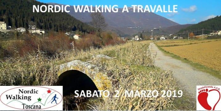 Sabato 2 marzo 2019 – Nordic Walking a Travalle (FI)