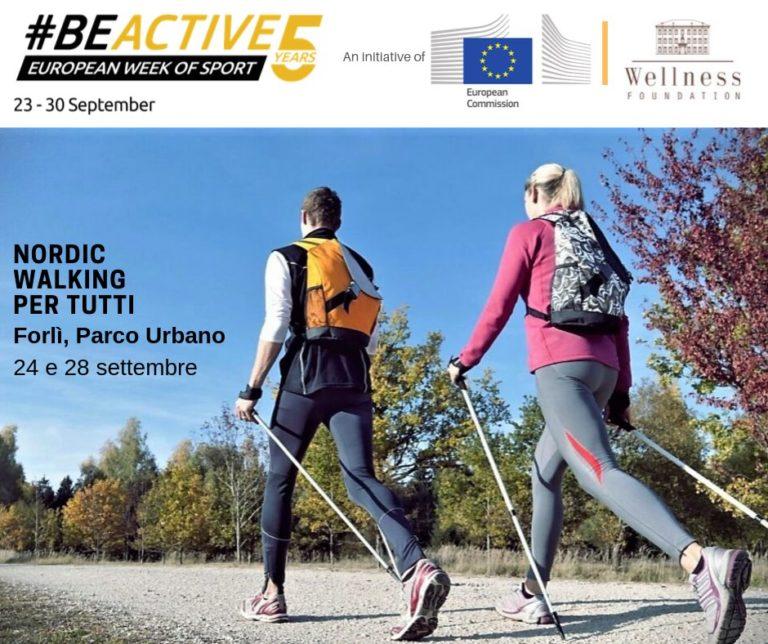 Sabato 28 settembre 2019 – Nordic Walking per tutti